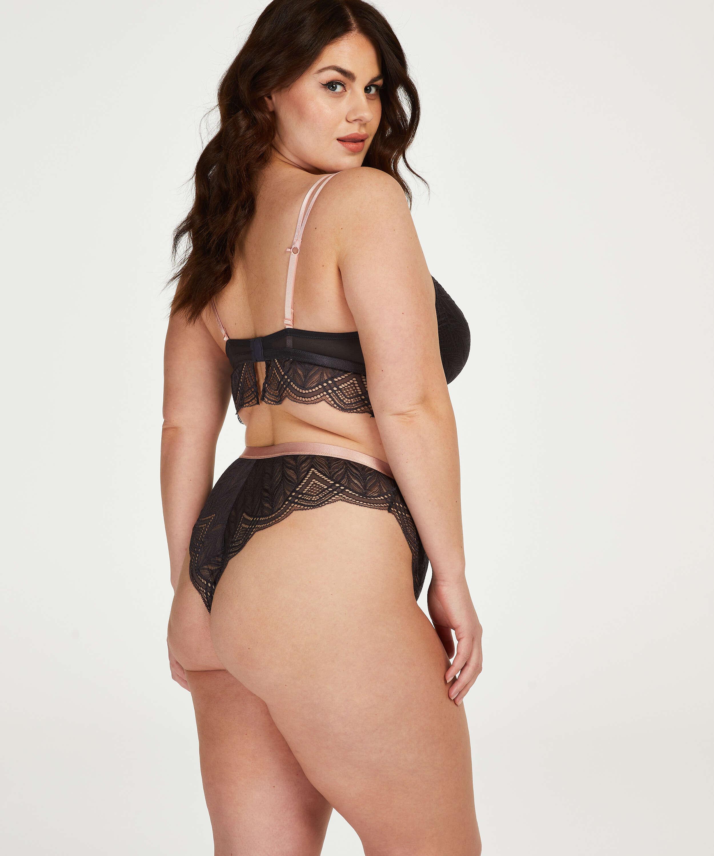 High-Cut-Brazilian Jennifer Curvy, Grau, main