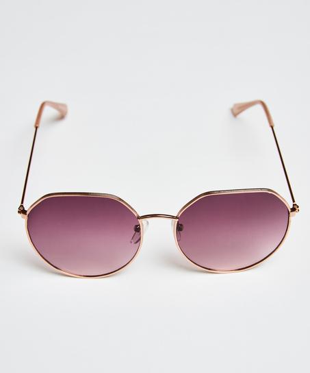 Sonnenbrille, Rose