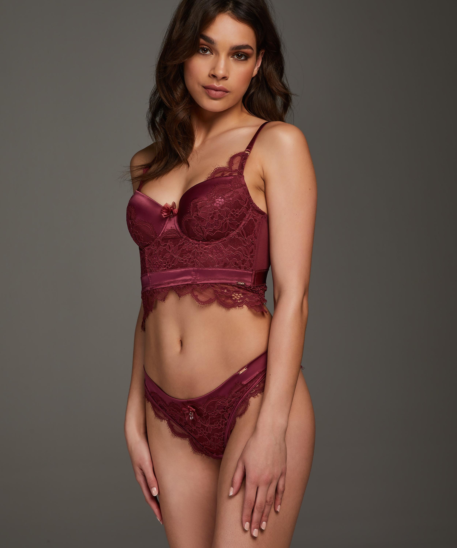 Brazilian Heather, Rot, main