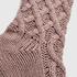 Socken Knit, Lila