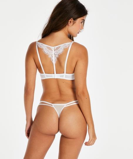Vorgeformter Bügel-BH Leyla, Weiß