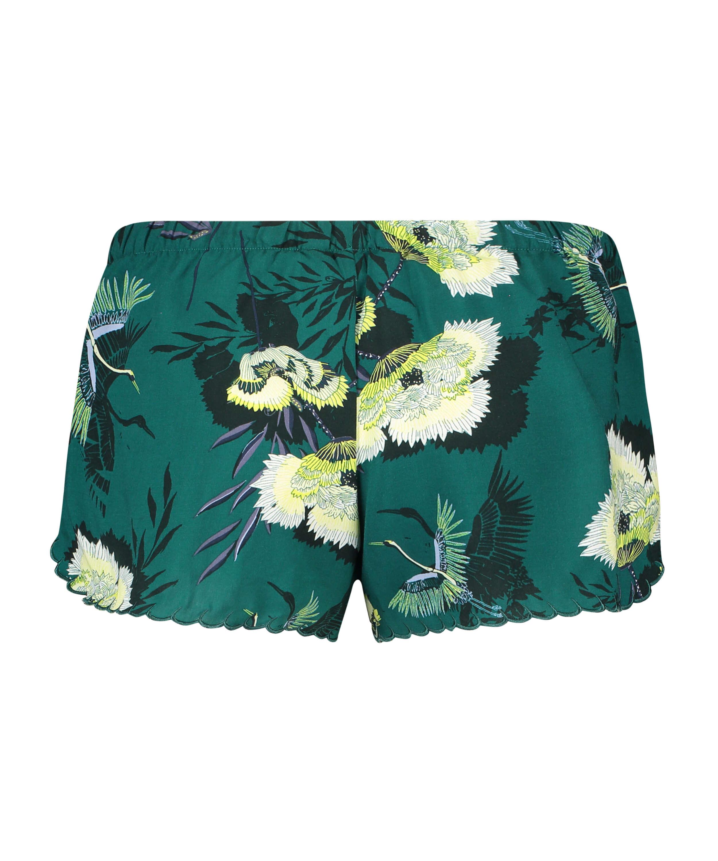Pyjama-Shorts, Grau, main