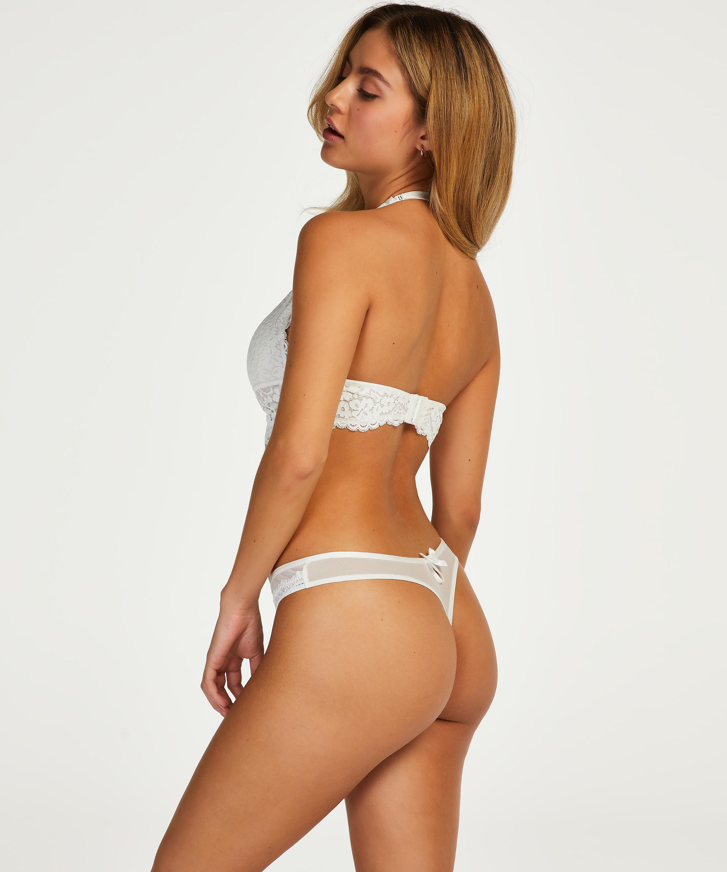 String Eliza, Weiß, main