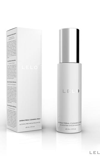 Lelo Premium Cleaning Spray 60 ML, Schwarz