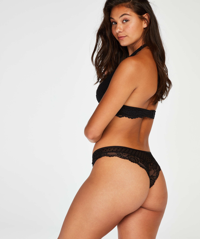 Brazilian Irina, Schwarz, main