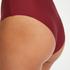 Invisible High-waist Brazilian, Rot