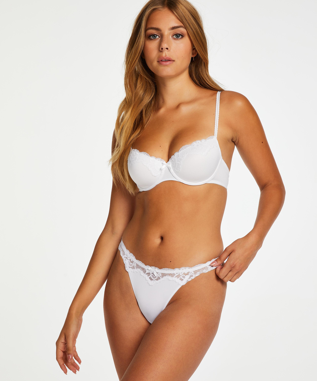 String Secret Lace, Weiß, main