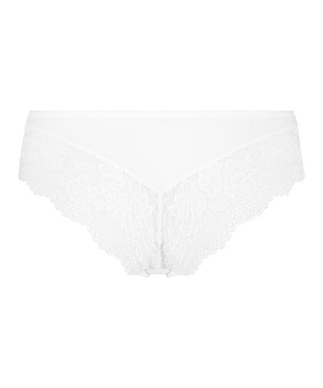 Brazilian-Shorts Valencia, Weiß