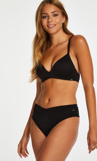 Brazilian-Shorts Soft, Schwarz