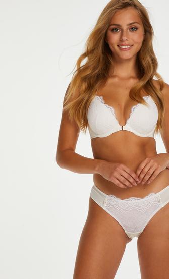 Brazilian Melissa, Weiß