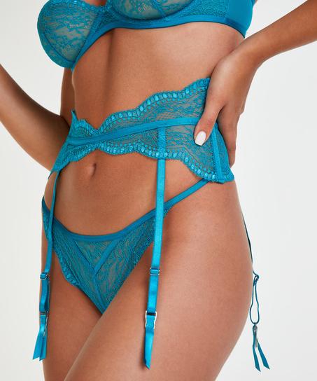 Strapse Isabelle, Blau