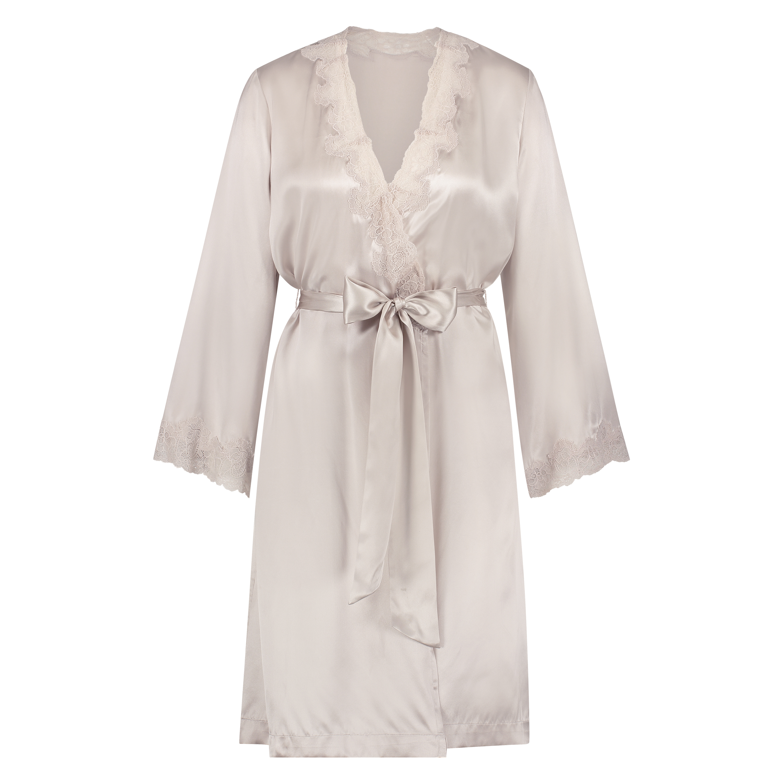 Kimono-Seidenspitze, Rose, main