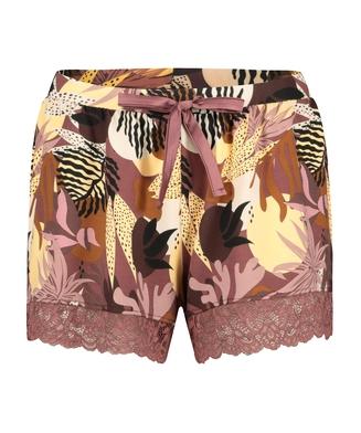Jersey-Shorts, Rose