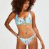 Brazilian Bikinihöschen Bea, Blau