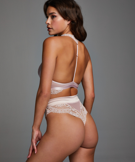 Bralette Amelia, Rose