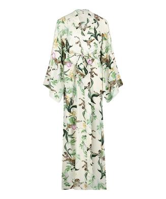 Langer Kimono Leo, Rose