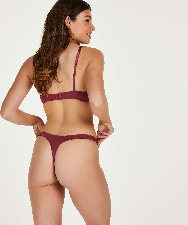 String Secret Lace, Rot, main