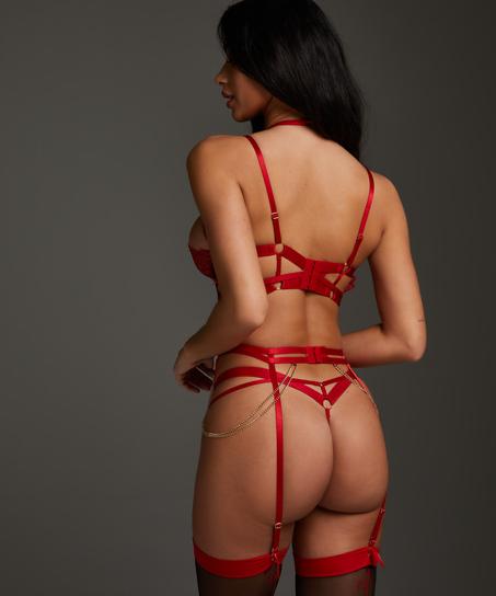 Strapse Hart, Rot