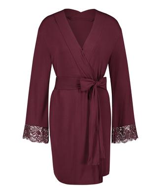 Kimono Vera Lace, Rot