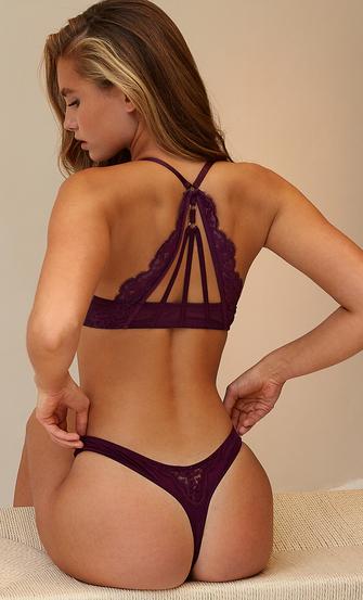 String Melissa, Lila