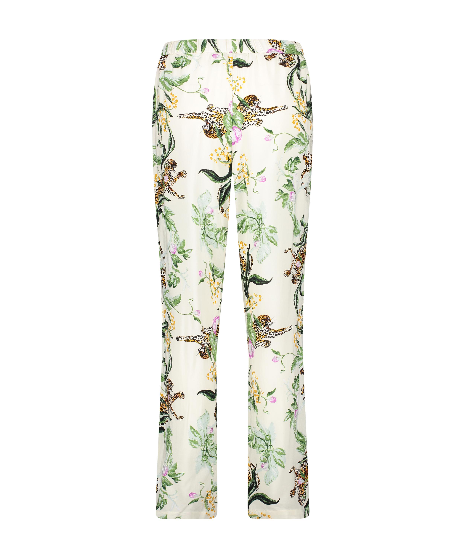Pyjamahose Woven, Rose, main
