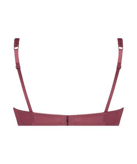 Vorgeformter Bügel-BH Secret Lace, Rot