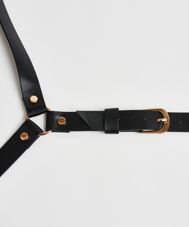 Private Body Harness, Schwarz, main