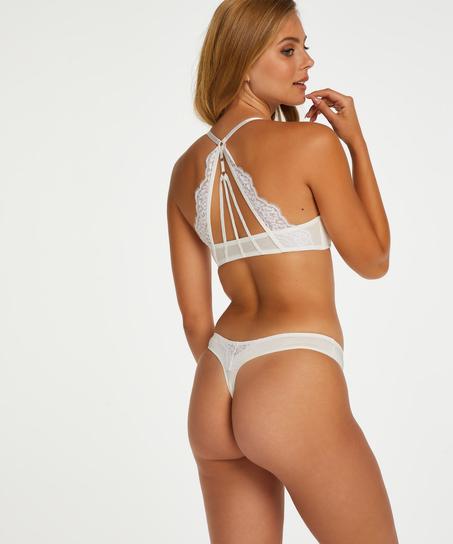 String Melissa, Weiß