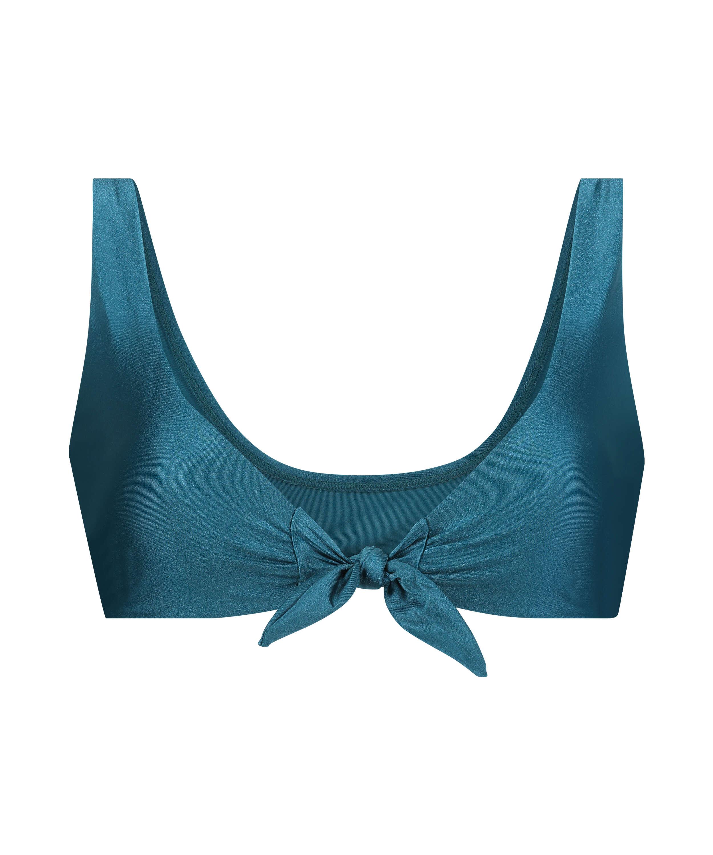 Triangle Bikinioberteil Brokopondo I AM Danielle, Blau, main