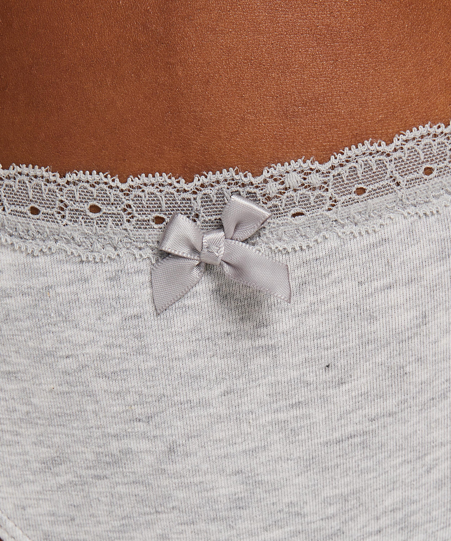 String Baumwolle, Grau, main