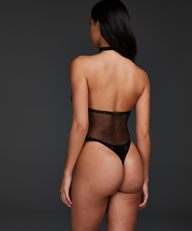Private Bodysuit, Schwarz, main