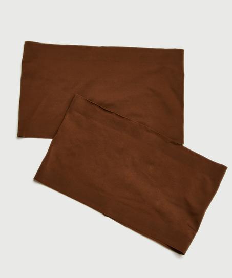 Oberschenkelband Micro, Braun