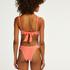 Brazilian Bikini-Slip mit hohem Beinausschnitt Maya, Rose