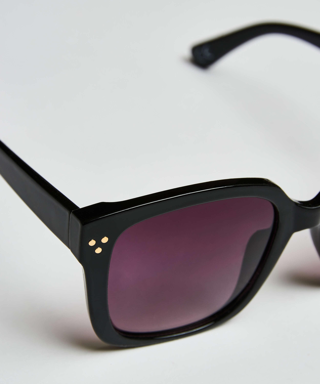 Sonnenbrille, Schwarz, main