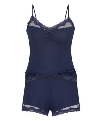 Pyjamaset, Blau
