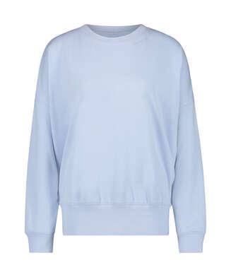 Pullover Snuggle Me, Blau