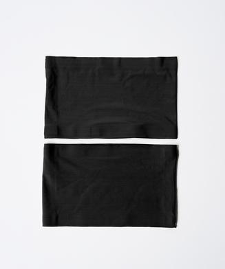 Oberschenkelband Micro, Schwarz