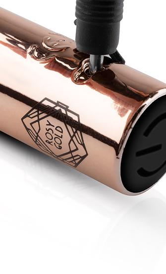 Rosy Gold Nouveau G-spot Vibrator, Rose