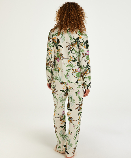 Pyjamatop langärmelig Dragonfly, Rose
