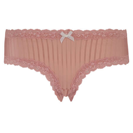 Brazilian V-shape mesh, Rose