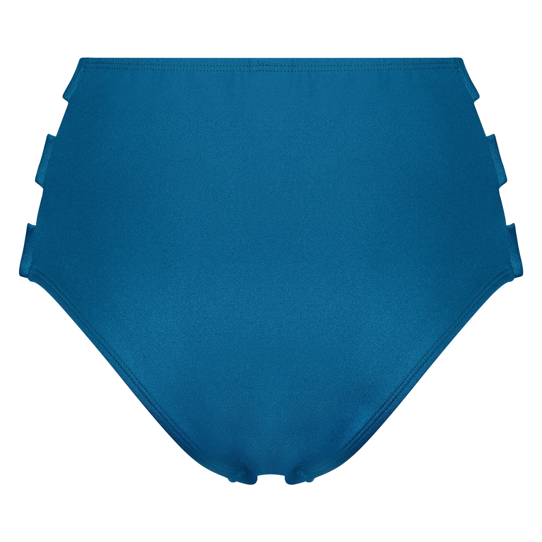 Hoher Bikinislip Sunset Dream, Blau, main