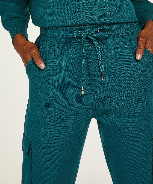 Tall Jogginghose Cargo, Blau, main