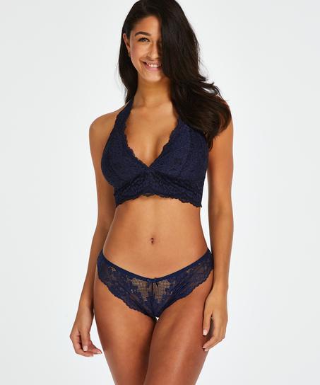 Brazilian Bianca, Blau