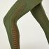 HKMX Karma Nahtlose hoch taillierte Leggings, grün
