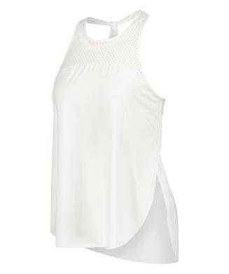 HKMX Tank Top Loose Fit, Weiß