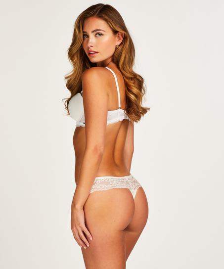 Boxerstring Sophie, Weiß