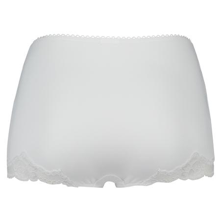 Maxi Slip Rio Secret Lace, Weiß