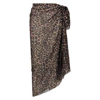 Pareo Leopard, Schwarz