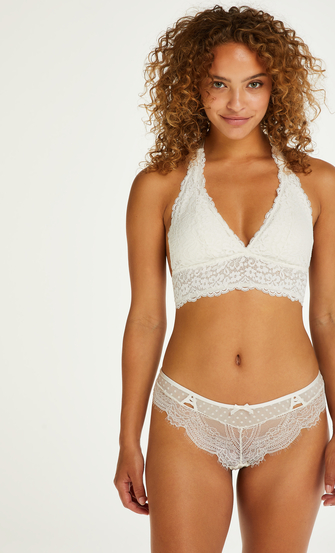 Brazilian Aylin, Weiß