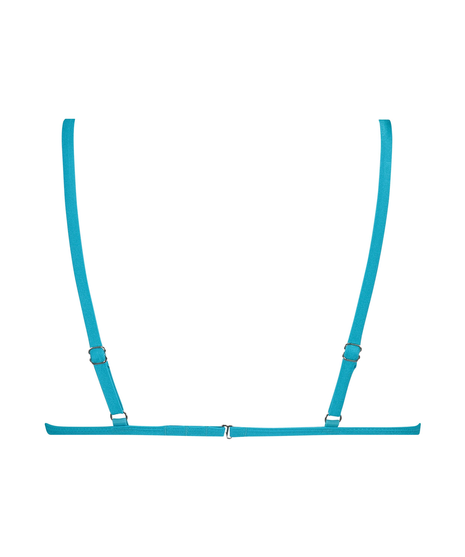 Triangle Bikini-Top Celine, Blau, main
